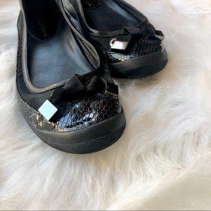 cf5d633bca74 Cole Haan Shoes   Brigham Ballet Flats Snake Print   Poshmark